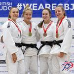 British Judo Championship Medal for Holly!
