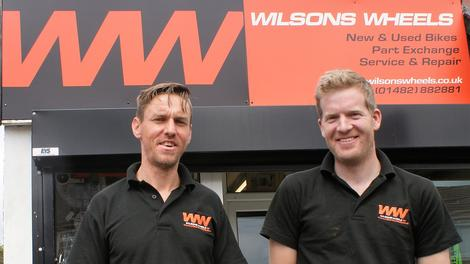 WILSONS WHEELS LTD