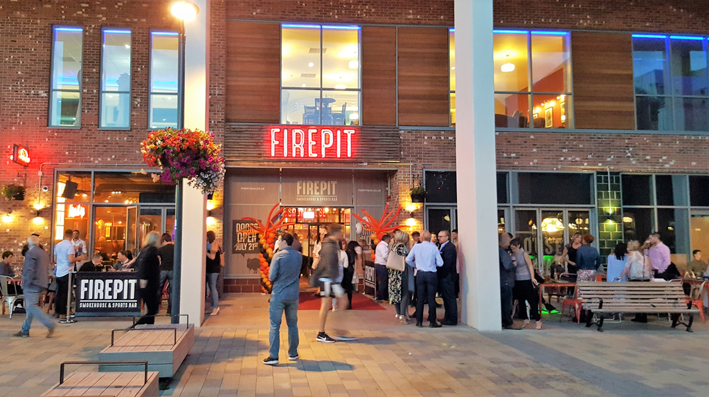 Fire Pit Beverley >> Beverley's newest bar and restaurant opened its doors | Just Beverley