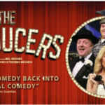 NEAL EDLIN IS MAX BIALYSTOCK IN HESSLE THEATRE COMPANY'S 'THE PRODUCERS'