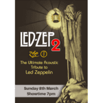 GET READY FOR LED ZEP 2!