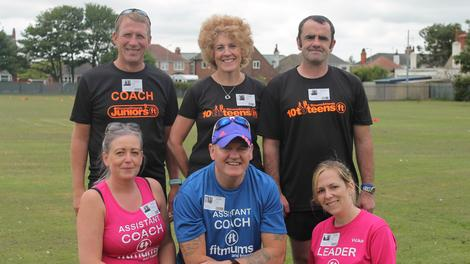 Fitmums & Friends selected as finalists for UK Coaching Awards