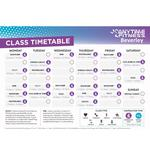 Anytime Fitness launch new class timetable!