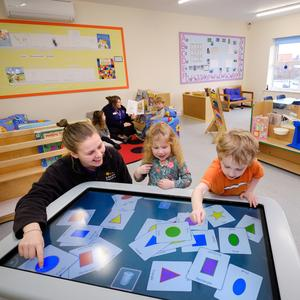 New jobs and facilities at Educare after major investment