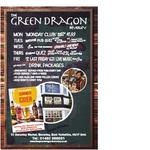 Summer Cider at The Green Dragon