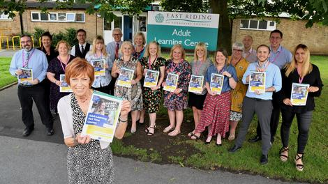 Beverley Adult Learning Centre celebrates its third anniversary with new courses on offer