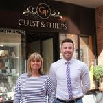 GUEST AND PHILIPS' FASHION EXCLUSIVES ATTRACT YOUTHFUL CUSTOMERS