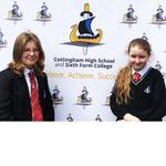 STUDENTS FROM COTTINGHAM HIGH SCHOOL CROWNED WINNERS IN NATIONAL SCHOOL SCIENCE COMPETITION