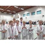 East Yorkshire Judo Academy excel at the Goole Christmas Championships