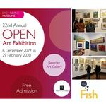 A chance to enjoy the 22nd Open Art exhibition at Beverley Art Gallery