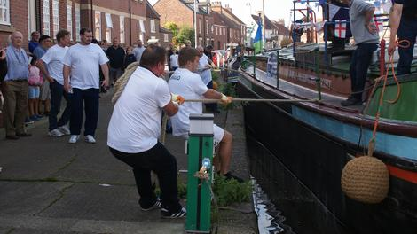 World Barge Pulling Cancelled