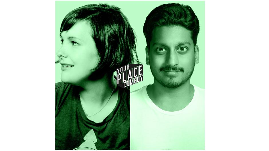 Your Place Comedy returns with Edinburgh Award Nominee