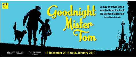 More tickets released for 'Goodnight Mister Tom' at ERT
