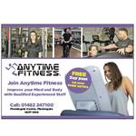 Anytime Fitness Free Day Pass