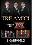 Tre Amici Homecoming Gig on March 20th in Hull