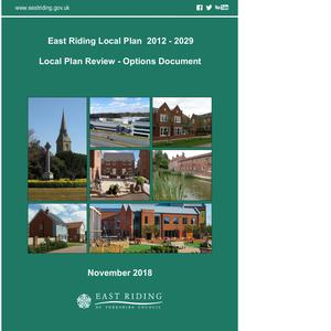 East Riding Local Plan Review Options Consultation