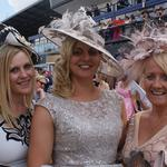 Beverley Racecourse gets its glad rags on for most glamorous Ladies' Day yet