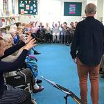 East Riding Libraries popular 'Cuppa and a Chorus' groups go online!