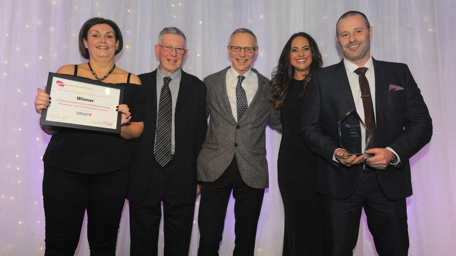 APSE Sports and Leisure Award