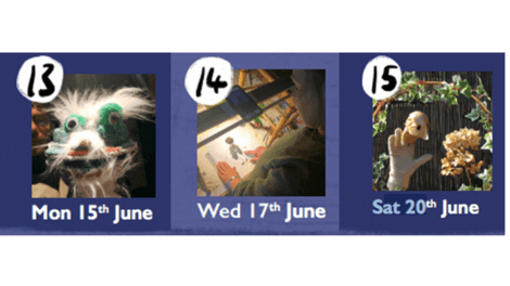 BEVERLEY PUPPET FESTIVAL: w/c 15th JUNE