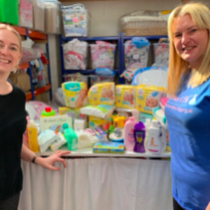 Beverley Charity Gives Joy to Families During Covid-19 Crisis