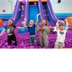 THE UK's first ever dual-level 'double-decker' inflatable theme park is set to put the bounce into Beverley.