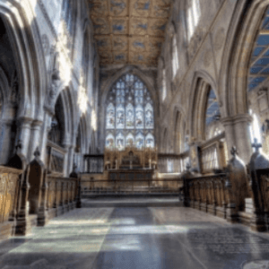 St Mary's Church, Beverley, wins national lottery support
