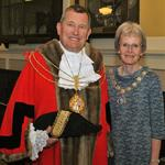 Cllr Duncan Jack is the new Mayor of Beverley