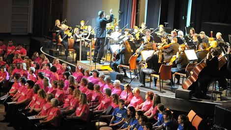 Orchestras Live and Council shortlisted for RPS Music Award
