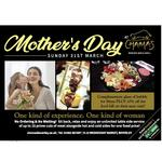 Mothers Day at Chamas