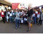 Rocky's first aid appeal to help the people of Soweto